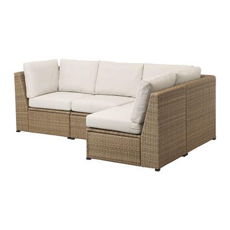 SOLLERÖN Modular corner sofa 3 seat, outdoor   IKEA