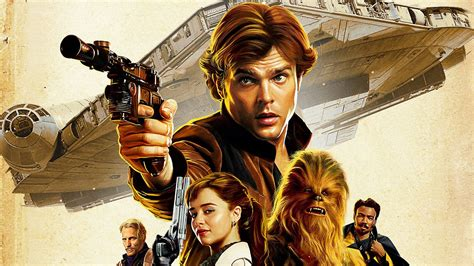 Solo: A Star Wars Story  2018    Backdrops — The Movie ...