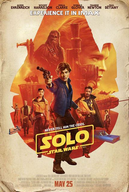 Solo A Star Wars Story  2018  Full Movie Online HD ...