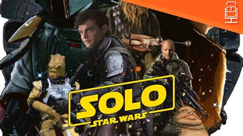 Solo: A Star Wars Story 2018 GANZER Film Deutsch Komplett ...