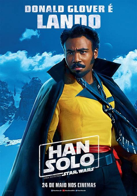Solo: A Star Wars Story  2018  Poster #9   Trailer Addict