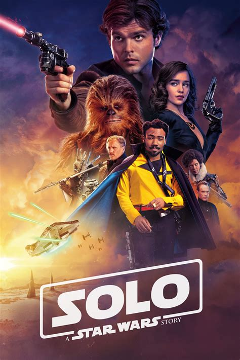 Solo: A Star Wars Story  2018    Posters — The Movie ...