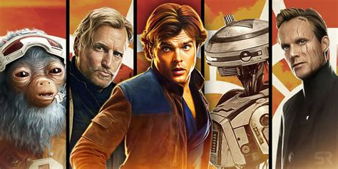 Solo: A Star Wars Story Cast & Character Guide | Screen Rant