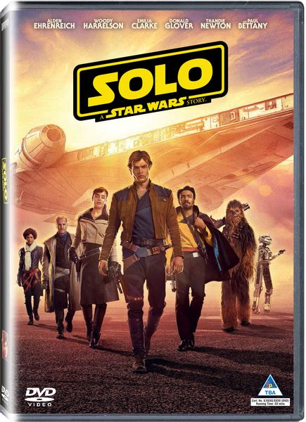 Solo: A Star Wars Story  DVD    Movies & TV Online | Raru