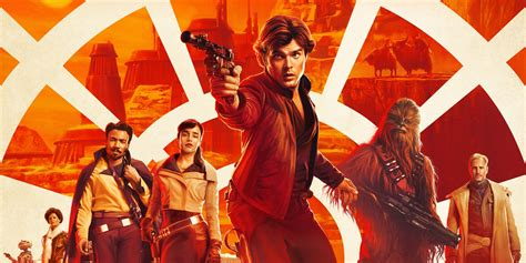Solo: A Star Wars Story Gets An Awesome New Poster