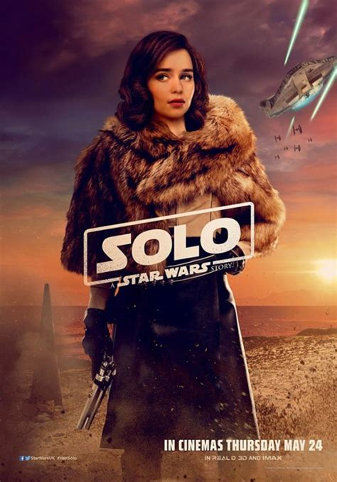 Solo: A Star Wars Story gets new character posters as Ron ...