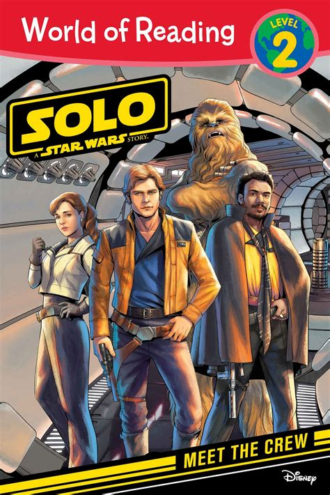 Solo: A Star Wars Story: Meet the Crew | Wookieepedia ...