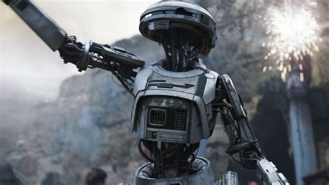 Solo: A Star Wars Story  Muddles L3 37 s Message of Droid ...