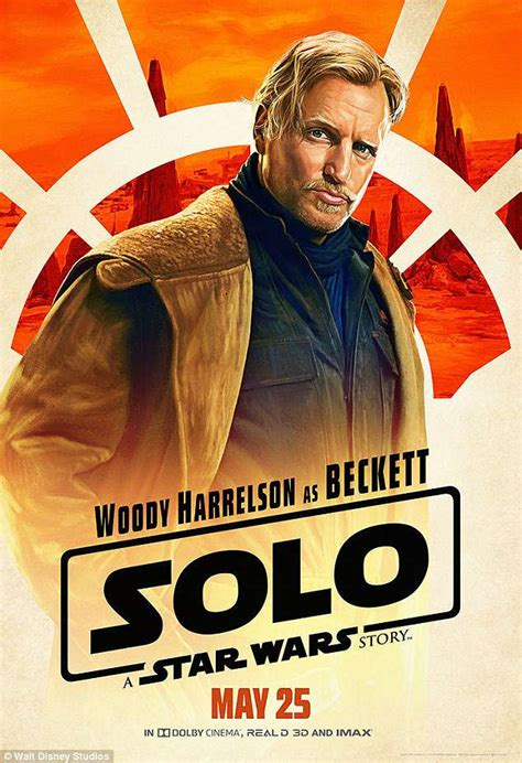 Solo: A Star Wars Story releases new Dolby poster | Daily ...