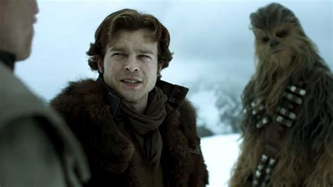 Solo: A Star Wars Story  Trailer Plot Retreads Old Ground ...