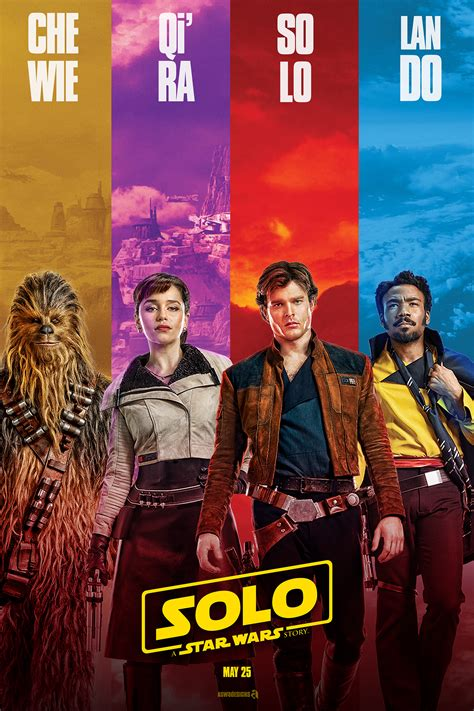 Solo: A Star Wars Story Wallpaper  by Fida Aswad  : StarWars