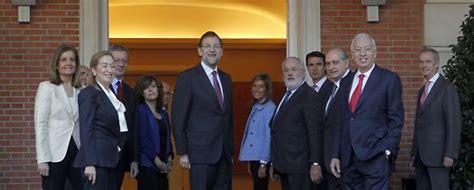 Solo el 28% de los altos cargos nombrados por Rajoy son ...