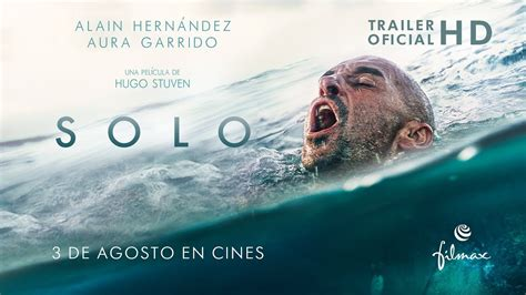 SOLO Tráiler oficial  VE . Ya en cines   YouTube