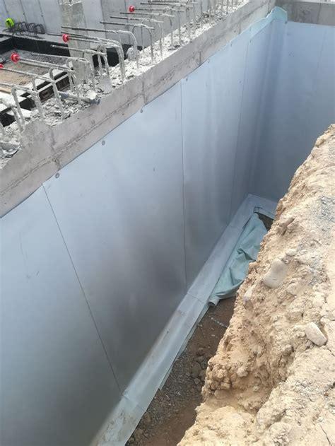 Solución en muros con PVC 1