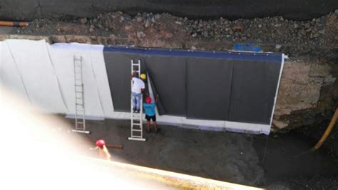 Solución en muros con PVC 2