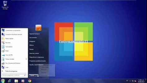 Solucionar fondo de pantalla negro en Windows 7 2008R2 ...