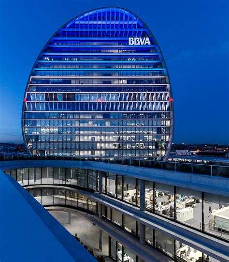 SOM | BBVA Madrid Headquarters – Interiors