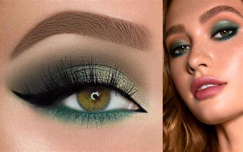 Sombras para ojos verdes ¡Las mejores combinaciones para ...