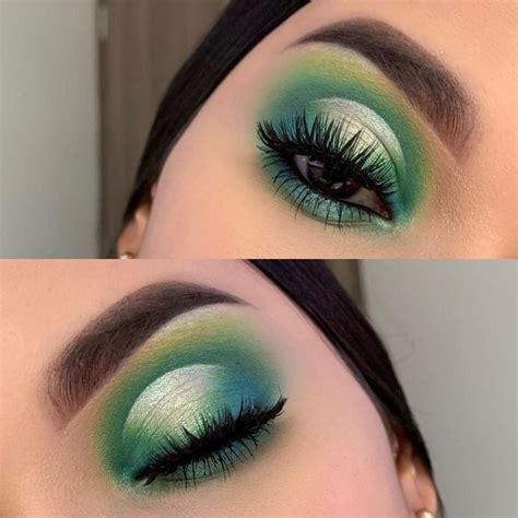 sombras verdes  2    Ideas Bonitas Para