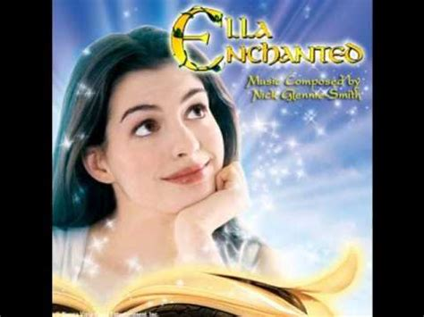 Somebody to Love   Ella Enchanted   YouTube