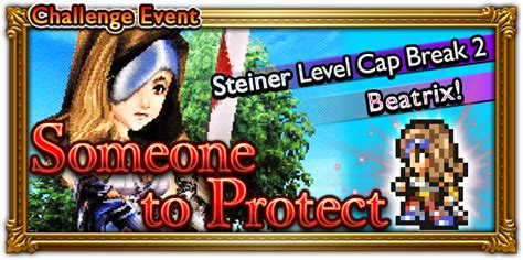 Someone to Protect – A Final Fantasy Record Keeper Guide