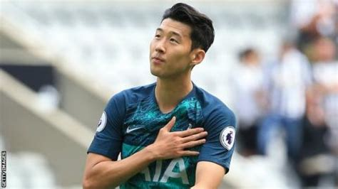 Son Heung min: Could the Tottenham forward really do ...