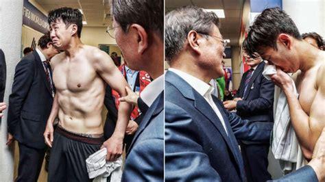 Son Heung Min In Heartbreaking Tears As South Korea Brace ...