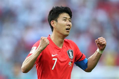 Son Heung Min named to Korea U23 roster for Asian Games ...