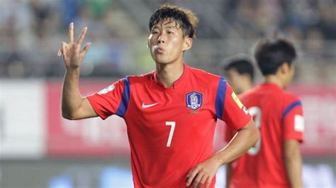 Son Heung Min suspended for South Korea s World Cup ...