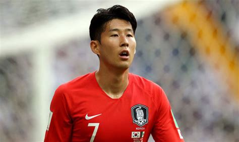 Son Heung min: What Germany vs South Korea means for Spurs ...