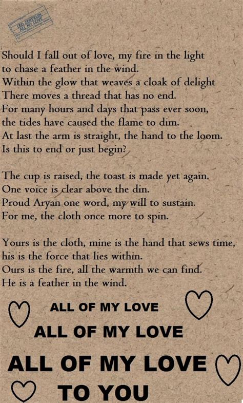 Song Lyric Quotes About Love. QuotesGram
