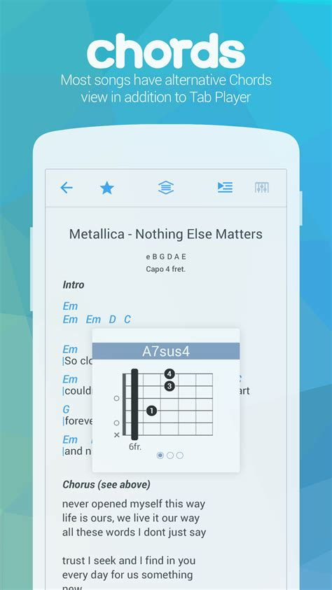Songsterr Guitar Tabs & Chords: Amazon.co.uk: Appstore for ...