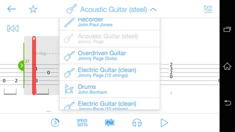 Songsterr Guitar Tabs & Chords   Aplicaciones de Android ...