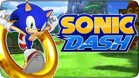 Sonic Dash  Juego gratis    Recomendación   Tiasmile   YouTube