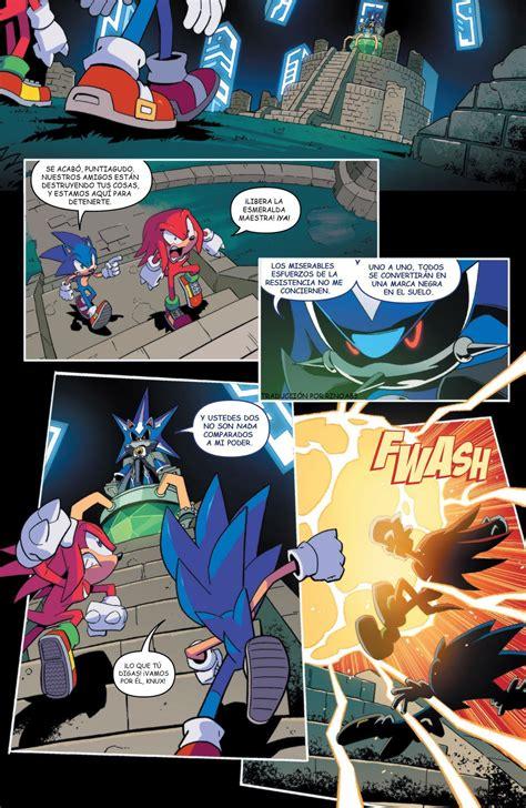 Sonic the Hedgehog   9.1   Sonic el erizo, Erizos y Cómics