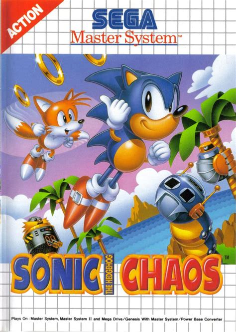 Sonic The Hedgehog Chaos   Master system, Imagens frases ...
