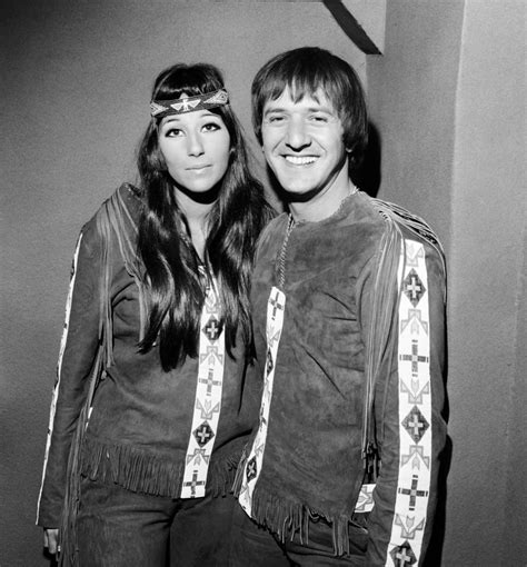 Sonny and Cher, 1966 posters & prints by Eric Harlow