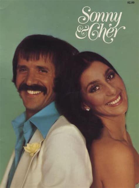 Sonny & Cher 1976 77 Tour Programme US Promo tour ...