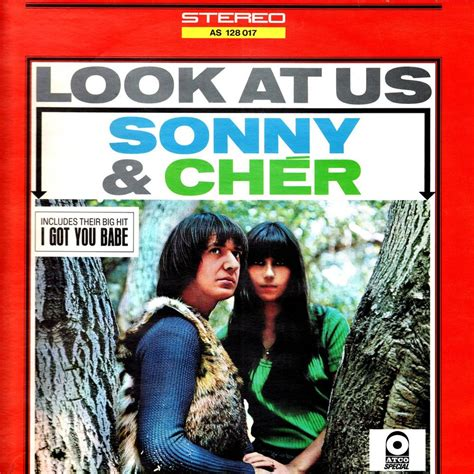 Sonny & Cher   Look At Us  1965  [USA, Pop Rock]