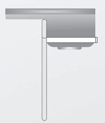 Soporte pila lavadero para Syan Apolo   Altura 525mm