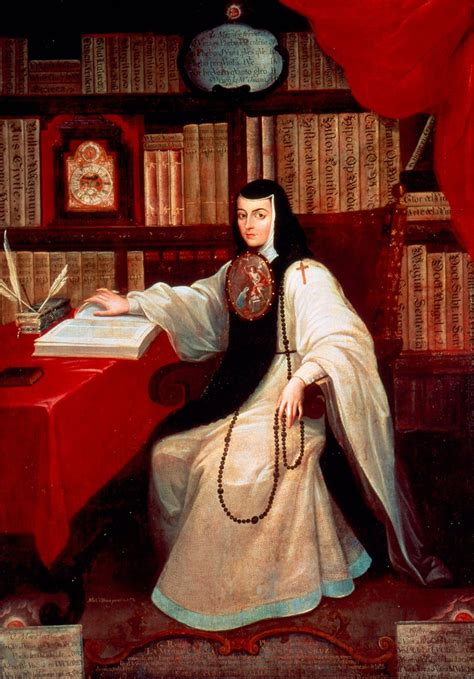 Sor Juana Inés de la Cruz, creadora de  villancicos no ...