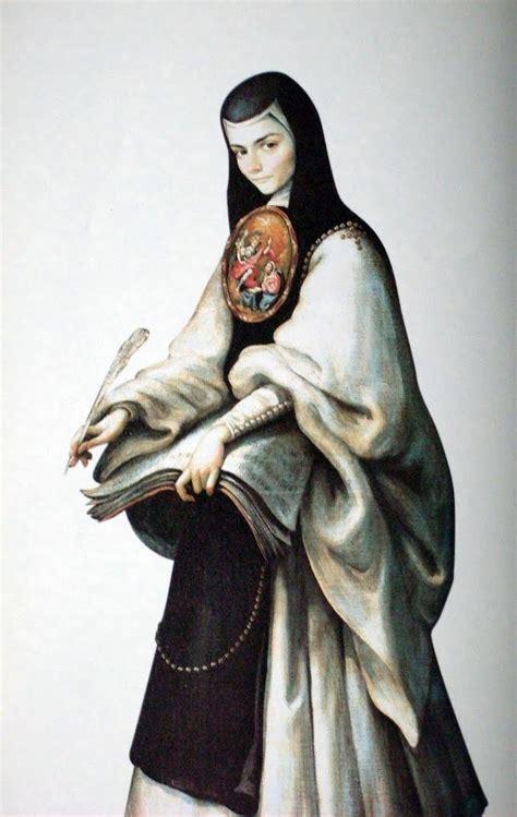 Sor Juana Inés de la Cruz en imagen ~ La Polaka del Nopal