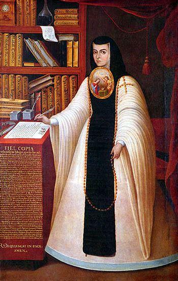 Sor Juana Inés de la Cruz en pie   Sor Juana Inés de la Cruz