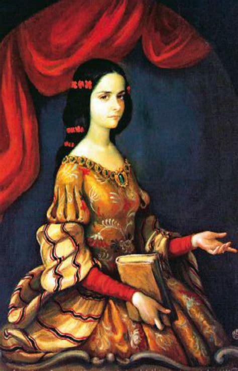 Sor Juana Inés de la Cruz, la monja díscola.   Diálogos de ...