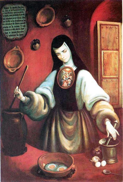 Sor Juana Inés de la Cruz y sus intelectuales recetas de ...