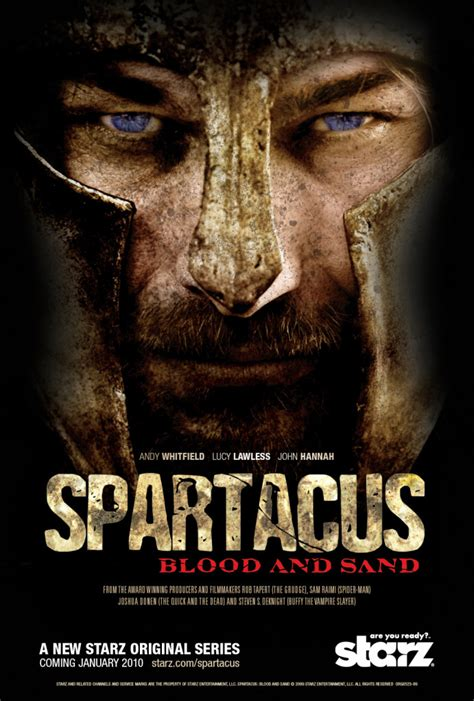 Sorozatok: Spartacus: Vér és homok 1. évad