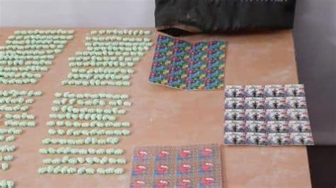 Sorprendieron a mujer con 4500 dosis de éxtasis y LSD en ...