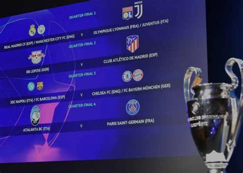 Sorteados los cuartos de final y las semifinales de la ...