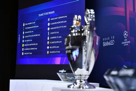 Sorteggi ottavi Champions League: Lione Juve, Atalanta ...
