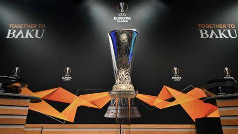Sorteo Europa League: Horario y dónde ver en directo en TV ...